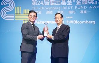 第24屆傑出基金金鑽獎 KBI替代能源基金 連二年獲獎