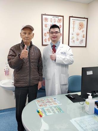 達文西攝護腺手術 童醫院助九旬翁復原