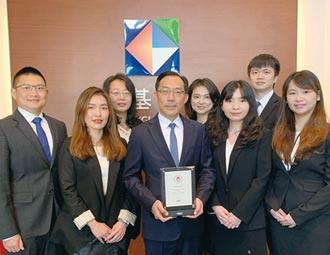 台灣最佳併購財務顧問 凱基證二連霸