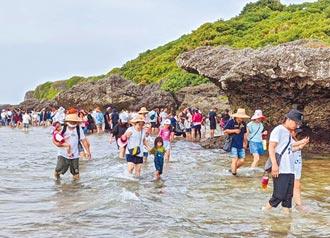 小琉球海灘貨幣流通率低 跨海推東港限定版