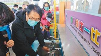 台南3大水庫蓄水 只有往年一半