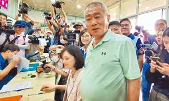 傳李榮宗被逼退 地方抱不平