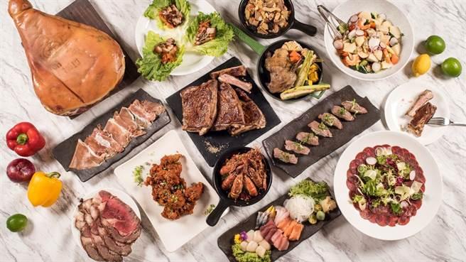六福萬怡肉食系盛宴 全面滿足吃肉欲望 - 生活