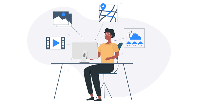 Zoom宣布釋出開發者平台,其中包含視訊軟體開發套件(SDK)等,可協助開發者將Zoom視訊融入到自家產品中。(Zoom提供/黃慧雯台北傳真)