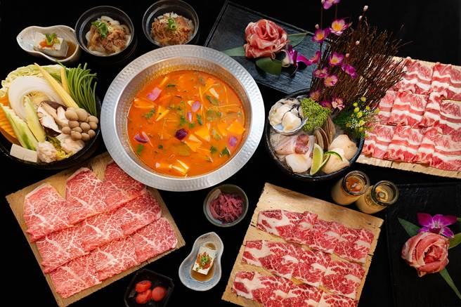 飯店頂級涮涮鍋平日小確幸 限定套餐「名片」加持送肉品 - 生活