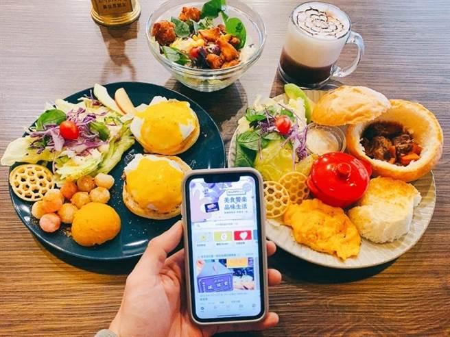 擴大點數生態圈 HAPPY GO攜美食平台Ocard共創點數商機 - 財