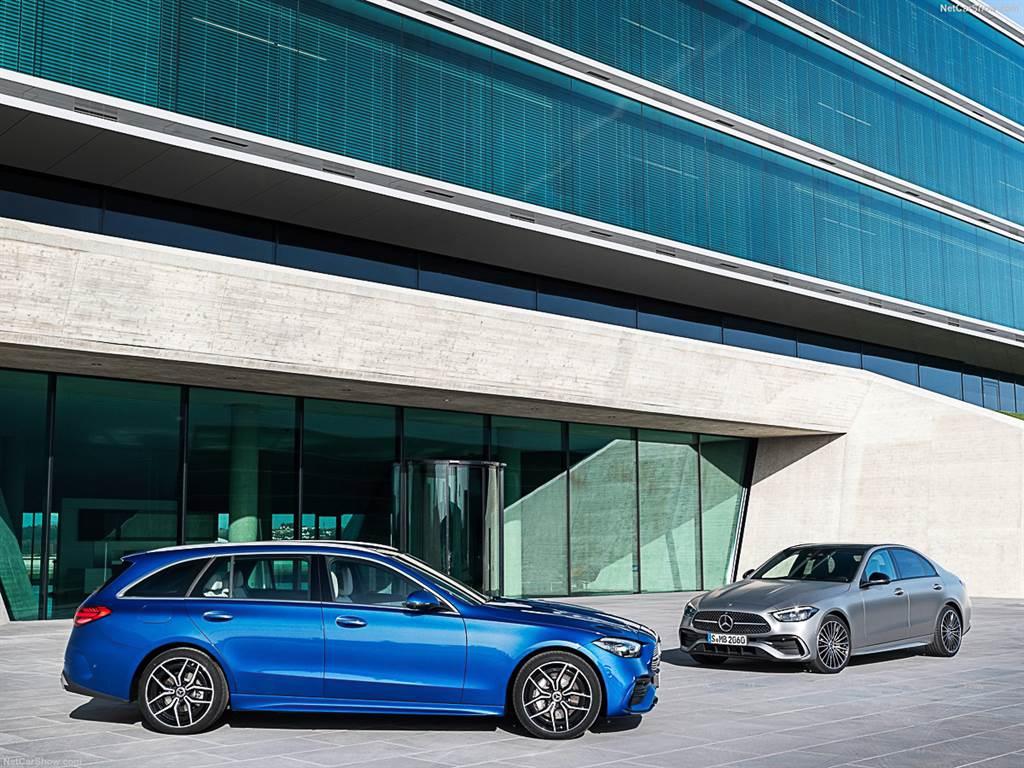 豪華性能猛獸三巨頭即將完備?Mercedes-AMG傳推C63e 用電氣化突破四缸動力極限