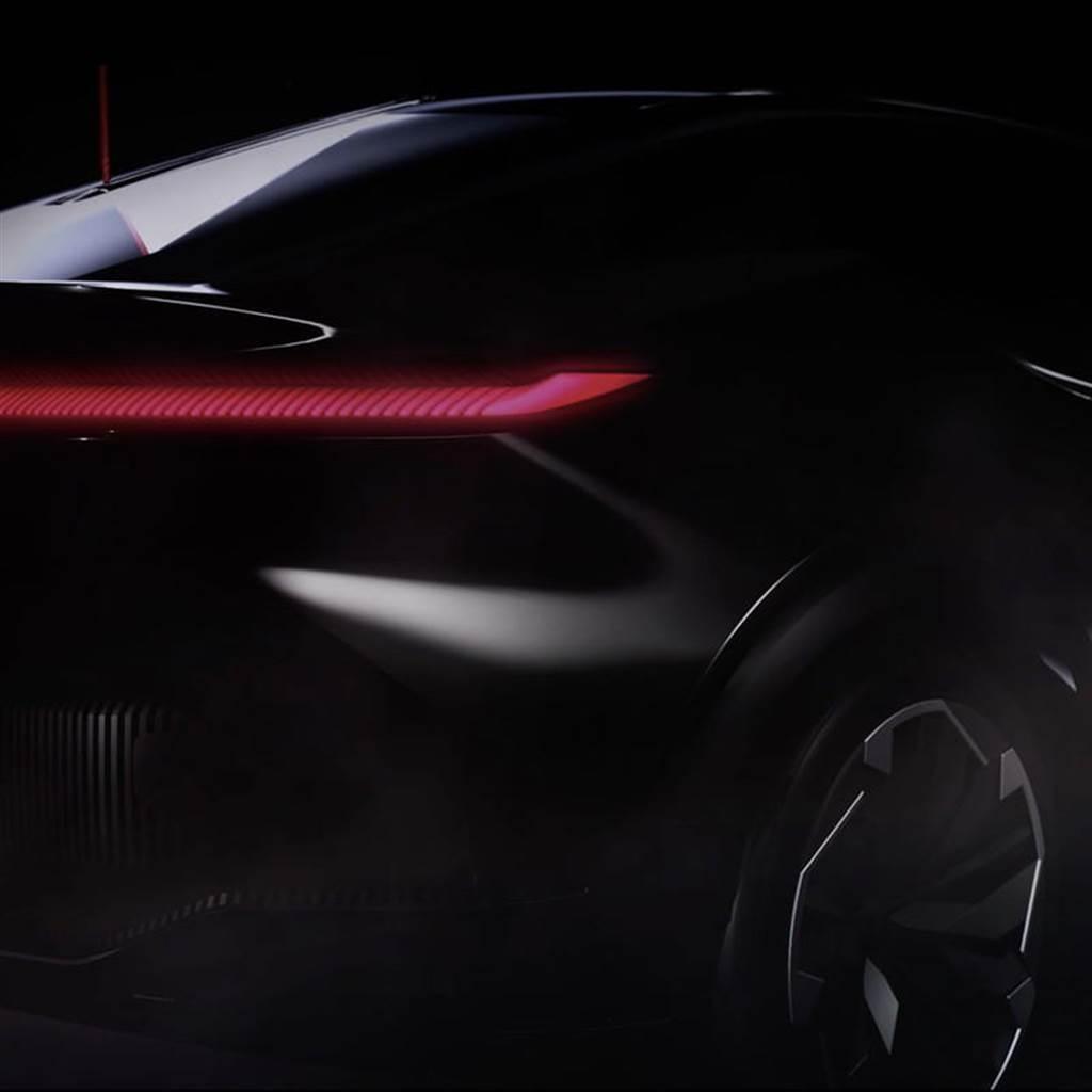 Lexus 全新電動概念車 3 月 30 日首度揭曉,採用 e-TNGA 平台與 Direct4 驅動技術