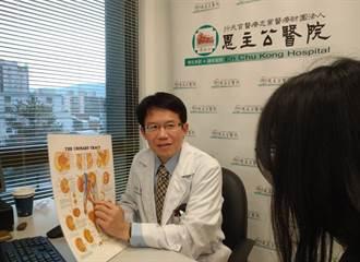 輸尿管也有支架  恩主公醫院新材質技術 克服反覆發炎感染