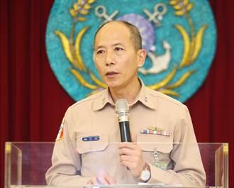 國軍高階將領異動 海軍副司令梅家樹中將接任副參謀總長