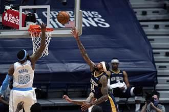 NBA》英格拉姆復仇成功 鵜鶘擊潰湖人中止對戰7連敗