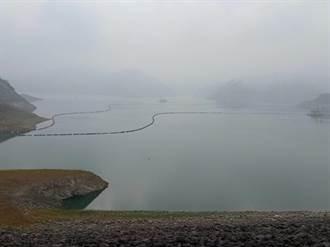 清晨3點人工增雨 曾文水庫集水區降雨了