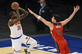 NBA》怒罵裁判 尼克蘭道爾挨罰1.5萬美元