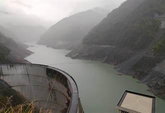德基水库终盼到及时雨 水位难得止跌但未回升