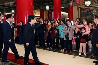 防疫拚經濟 賴清德:台灣今年經濟成長率將超越大陸
