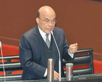 指控苏贞昌打假针 陈时中:会交给法务单位研究