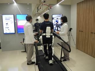 全台首個復健機器人 用意念幫助病人走路