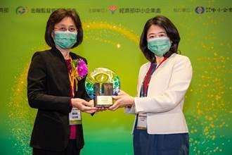 中小企業抗疫智慧好夥伴 台新銀連九年獲「信保金質獎」