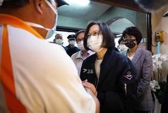蔡總統弔唁飛官羅尚樺 家屬哭斷腸:這是軍備問題