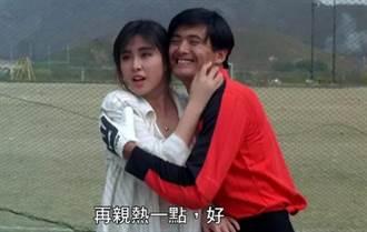周潤發昔合作王祖賢有吻戲 遭揭露偷偷找導演改戲