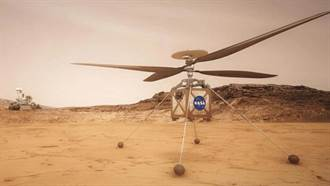 火星直升機「獨創號」4月起飛 載有萊特兄弟的祝福