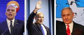 以色列兩年內第4場大選 出口民調:小黨造王