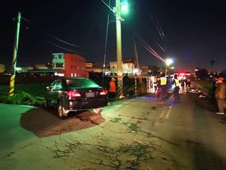 2車車禍14人受傷? 一查廂型車竟超載14外籍移工