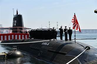 「鬪龍號」服役 日蒼龍級潛艦全數就位