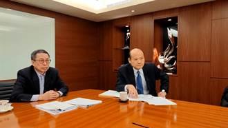 翁茂鍾首現身拿證據說明 絕非收買司法官的不肖商人