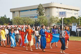 2020境外生 越南首超大陸