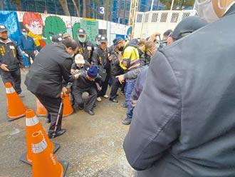 竹縣義民中學6董事被擋 改選流會