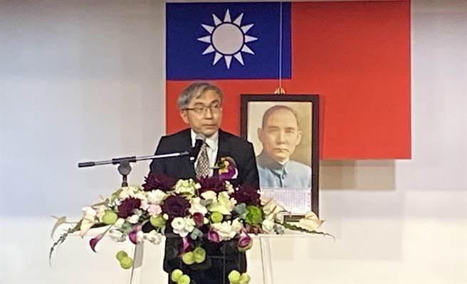 文化資產局新任局長陳濟民表示,將「運用專業,尊重專業」,在既有的基礎上持續發展。(陳淑芬攝)