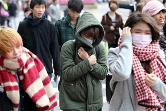 冷氣團突襲 今晨急凍8.6度 6縣市低溫特報