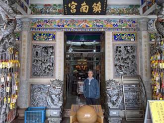 呂洞賓先祖同意 六甲鎮南宮百年老廟將翻修