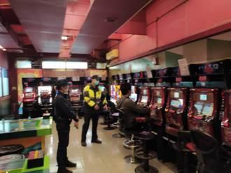 屏東電子遊藝場掛羊頭賣狗肉 警抄40台賭博電玩