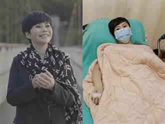54歲詹雅雯病床照曝光 親回帕金森氏症手抖現況