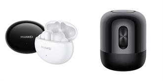華為FreeBuds 4i無線耳機Band 6手環與Sound智慧音箱4月開賣