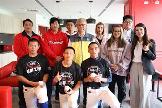 棒球》跟坂本勇人同教練 3小將赴日追夢