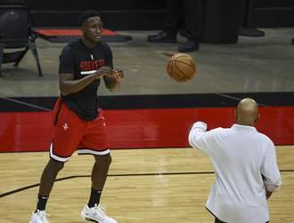 NBA》才跟火箭練球!歐拉迪波如願跳槽熱火