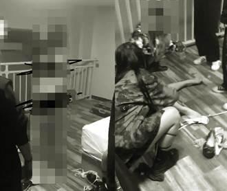 陆学生妹全裸被逼下体塞宝特瓶 加害人狂笑还录影PO网