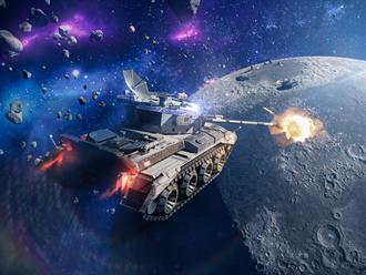 四月「宇宙月」降臨《戰車世界:閃擊戰》 帶領玩家飛向外太空