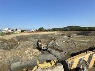 取用通霄溪伏流水設施預計4月底完工 每日可供千噸非民生用水