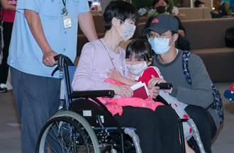 福原愛媽媽「沒立場待在江家」 獨自坐輪椅返日原因曝光