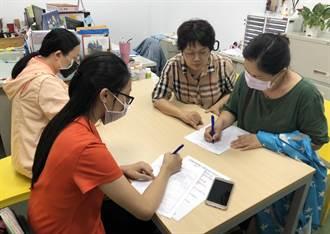 南投就業中心為聽障者   開啟人生第一個職場經驗