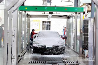 【缺水危機】中油、台糖洗車服務喊卡 民眾:官員反應真慢