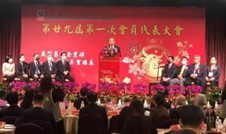 柯拔希:台灣機械產業出口值及產值可望改寫歷史新高