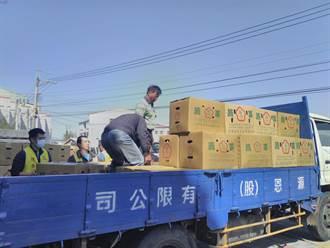 挺在地農產助社福 中市府採購1.3萬公斤高麗菜