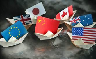 美結合盟友以實力與行動應對挑戰 智庫:中國人就吃這一套