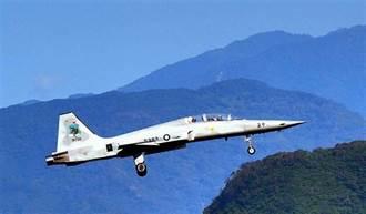 F5E戰機失事怪共機頻擾台? 前空軍飛官:蘇揆對任務不了解