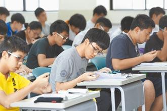 統測寄准考證 報名首度跌破10萬人